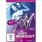 """Dirty Dancing - Das offizielle Dance-Workout zum Film (mit der Original Film-Musik)von """"Tracey Mallett"""""""
