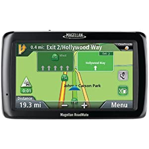 Magellan RM5045SGLUC RoadMate 5045-LM  premium navigator with a large 5.0-Inch screen