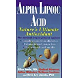 "The Alpha-Lipoic Acid Bookvon ""BETH L/SOSIN JACOBS"""