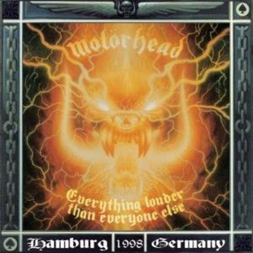 Everything Louder Than Everyone Else: Live 1998 (Motorhead Everything compare prices)
