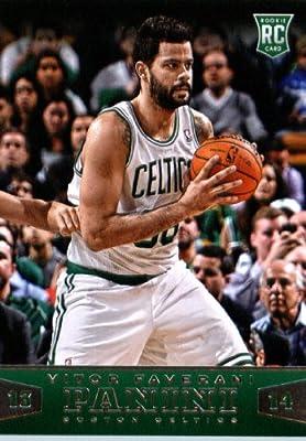 2013 /14 Panini Basketball Rookie Card # 179 Vitor Faverani Boston Celtics