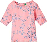 United Colors of Benetton Baby Girls' T-Shirt (15P5LR35Q2D0G9020Y_Pink_6-12 months)