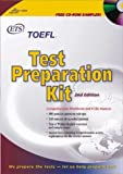 TOEFL test preparation kit[sound recording]