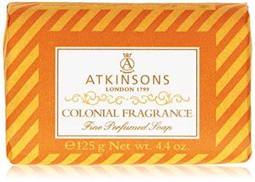 Atkinson - Colonial Fragrance, Sapone Profumato - 125 g