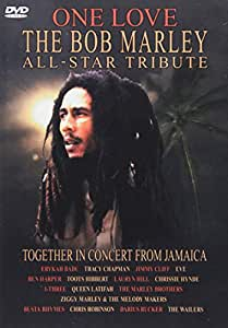 One Love - The Bob Marley All-Star Tribute [Import USA Zone 1]