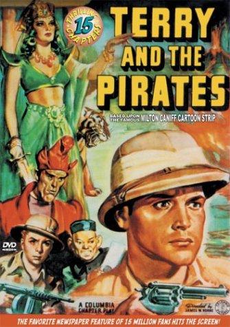Terry & The Pirates [DVD] [Region 1] [US Import] [NTSC]