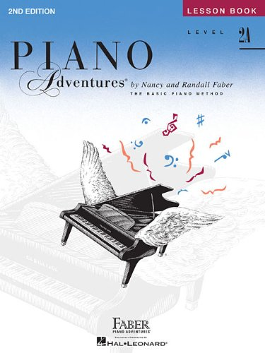 Level 2A - Lesson Book: Piano Adventures (Piano Adventures Level 1 compare prices)