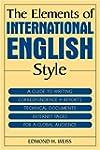 The Elements of International English...