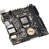 ASUS Mini ITX DDR3 1600/1333 LGA 1150 Motherboards H97I-PLUS