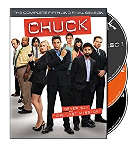 Chuck: The Complete Fifth and Final Season