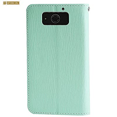Beyond Cell®Premium 2-Layer Protection Luxury PU Leather Folio Flip Cover Wallet Phone Case With Stand For Motorola Droid Ultra/Maxx XT1080/M - Sunset Sakura from Beyond Cell