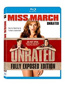 Miss March (Unrated Fully Exposed Edition) [Blu-ray]