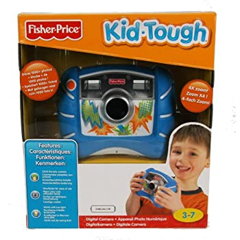 Give a kid a camera and they'll want to take pictures of everything they see, everywhere they go. This digital camera is tough enough to stand up to the ways kids play and the places they go. And now it has even more features, for better pictures in ...