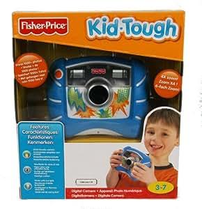 Fisher-Price Kid-Tough Digital Camera (Blue)