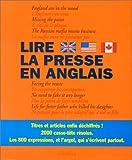 echange, troc Roger Brown, Guy de Dampierre - Lire la presse en anglais