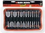 Black & Decker 71-536 1/4-Inch to 1-1...