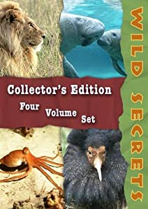 Wild Secrets - Collector's Edition (Four Volume Set) (Institutions)