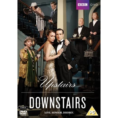 Upstairs Downstairs The Complete Season Series 1 2 Disc DVD Set New