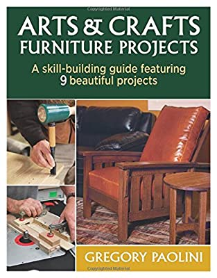 Arts & Crafts Furniture Projects from Taunton Press