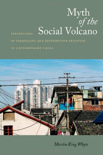 Myth of the Social Volcano: Perceptions of Inequality and Distributive Injustice in Contemporary China