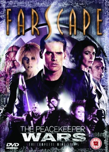 Farscape: The Peacekeeper Wars [DVD]