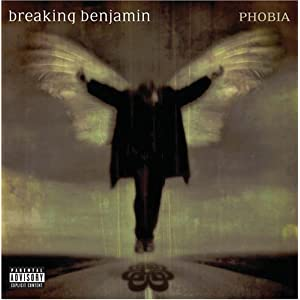Amazon.com: Phobia: Breaking Benjamin: Music
