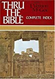 Thru the Bible, Vol. 6: Complete Index