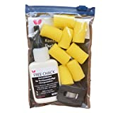 Butterfly Free Chack 37ml with 8 Sponges
