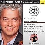 V 3: String Quartets (DVD Audi (DVD A...