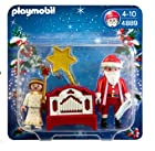 Playmobil Little Angel & Santa & Orange Organ