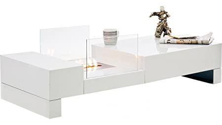 Kare design - Table basse cheminee tempore 120x50