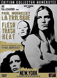 Morrissey - la trilogie - Flesh + Trash + Heat, Paul [Édition Collector Numérotée]