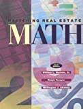 img - for Mastering Real Estate Mathematics (Mastering Real Estate Mathematics, 6 ed) book / textbook / text book