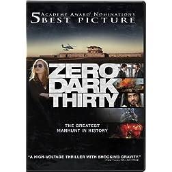 Zero Dark Thirty (+UltraViolet Digital Copy)