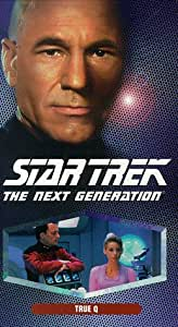 Star Trek - The Next Generation, Episode 132: True Q [VHS]
