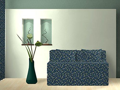 Schlafsofa, Random, türkis, 135 cm günstig kaufen