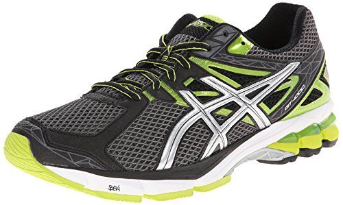 ASICS Men's GT-1000 3 Synthetic Running Shoe