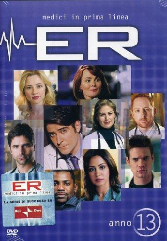ER - Medici in prima lineaStagione13 [3 DVDs] [IT Import]