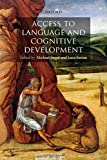 img - for Access to Language and Cognitive Development book / textbook / text book