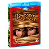 Raiponce - Combo Blu-ray 3D active + Blu-ray 2D + copie digitalepar Mandy Moore