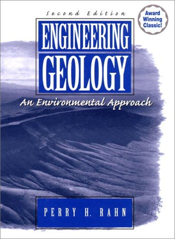 Engineering Geology: An Environmental Approach (2nd Edition)