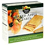 Health Valley Low-Fat Tart, Baked Apple, 6-Count 8.5-Ounce Boxes (Pack of 6)