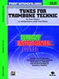 Paul Tanner Student Instrumental Course Tunes for Trombone Technic: Level I