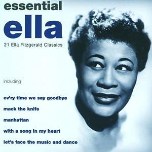 Essential Ella Amazon Co Uk Music