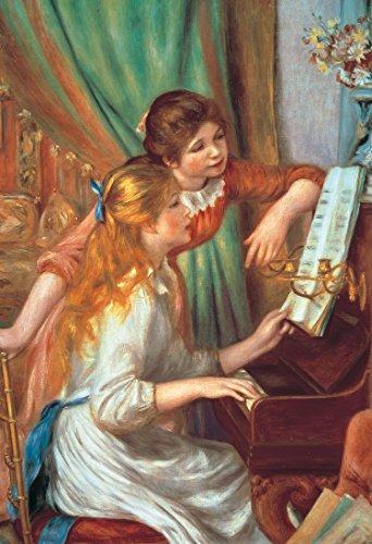 1053ピース ジグソーパズル パズルの超達人EX ピアノを弾く少女たち スーパースモールピース(26x38cm)