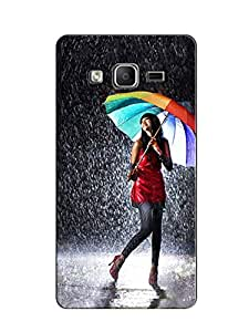 Print Tech back cover for SAMSUNG GALAXY ON7