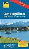ADAC Camping Caravaning Führer Deutschland Nordeuropa 2014