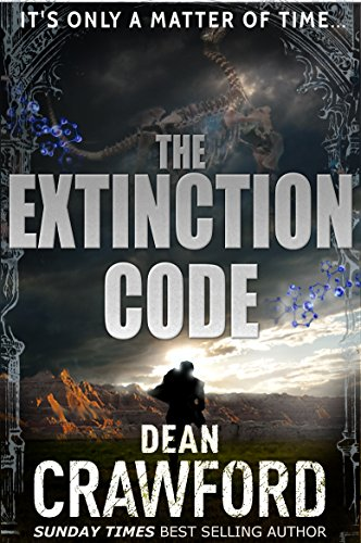 Twenty years after a renowned scientist goes missing, the Defense Intelligence Agency program is dispatched to investigate the bizarre links between the scientist's disappearance and a legendary UFO encounter witnessed by hundreds…  The Extinction Code (Warner & Lopez Book 5) by Dean Crawford