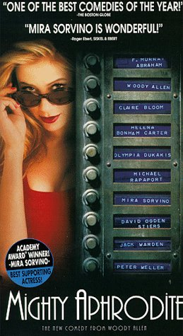 Mighty Aphrodite [VHS]