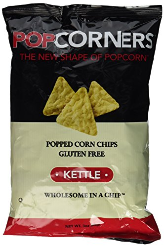 Popcorners - Popped Corn Chips Variety (Kettle Corn (Pack of 2)) (Kettle Popcorners compare prices)